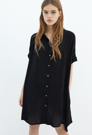 Alix The Label black dress