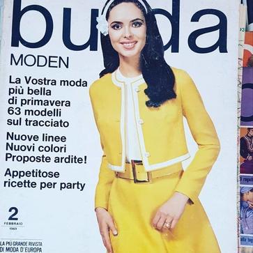 L'ispirazione perfetta acquisita oggi in un mercatino delle pulci italiano