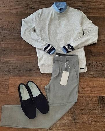 Speciaal voor onze #plain pantalon lovers.