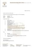 Uitnodiging jaarvergadering 2014