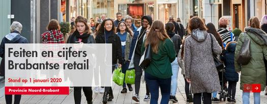 Feiten en cijfers Brabantse retail