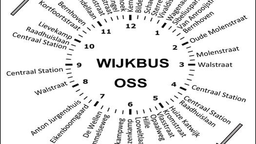Wijkbus Koningsdag 2019