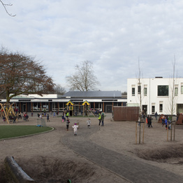 Gezond schoolplein