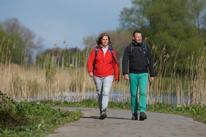 Aantal wandelaars sterk gestegen naar 10,5 miljoen