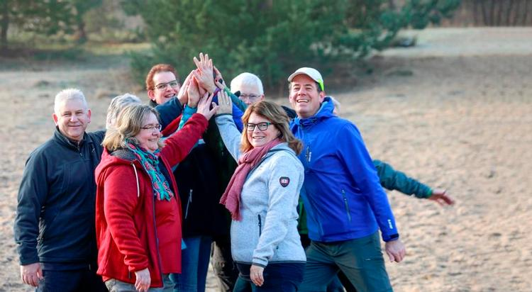 Help als FitStap coach deelnemers aan een gezonde leefstijl