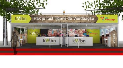 KWBN maakt zich op voor Vierdaagse Nijmegen