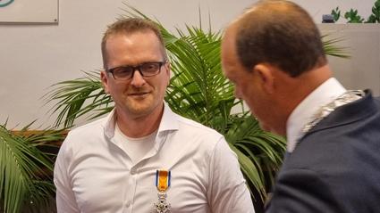 Peter van der Molen benoemd tot Ridder