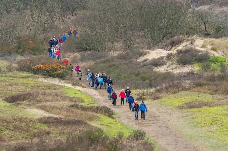 KWBN voor heel wandelend Nederland