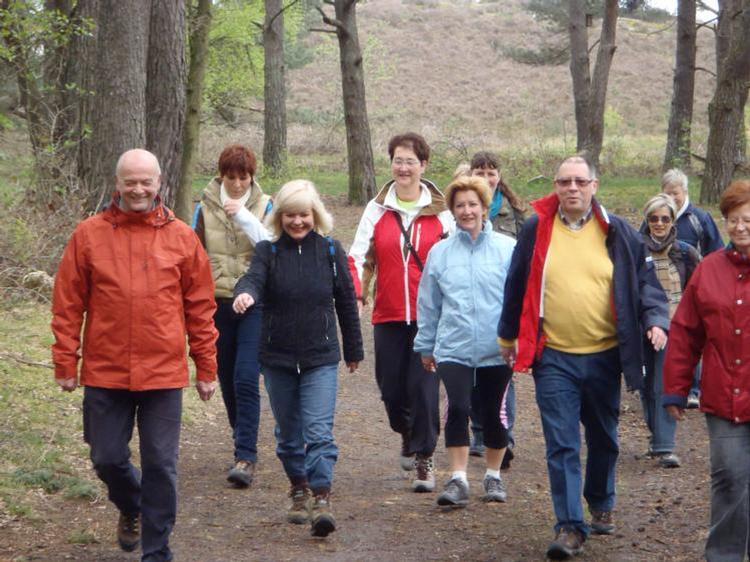 Activiteit van Walking Limburg
