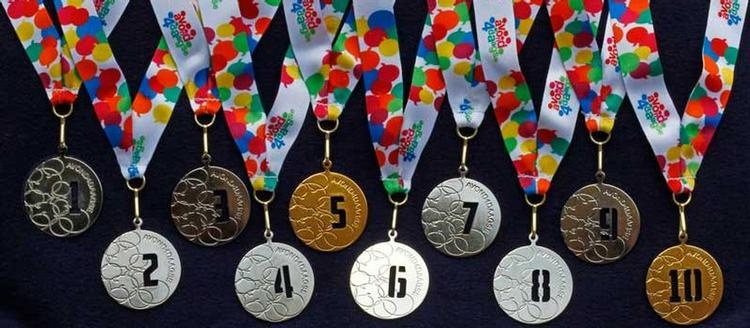 Medailles KWBN