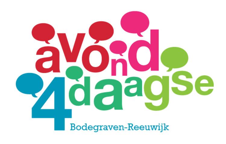 logo Avond4daagse Bodegraven-Reeuwijk