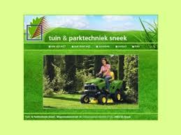 Tuin en Parktechniek Sneek