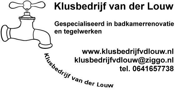 Klusbedrijf van der Louw