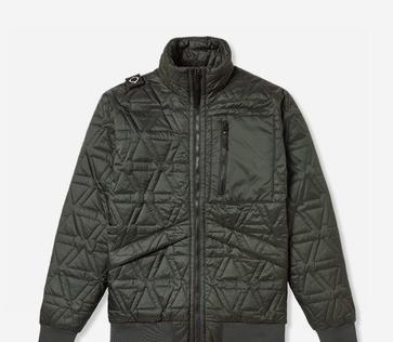 Ma.strum Quilt Jacket