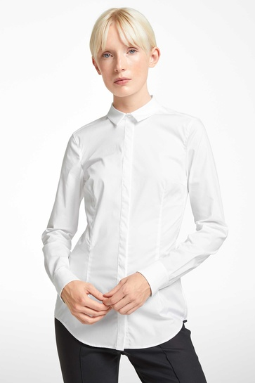 The perfect basic blouse #drykorn