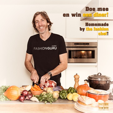 Doe mee en win een Diner! Homemade by the fashionchef!