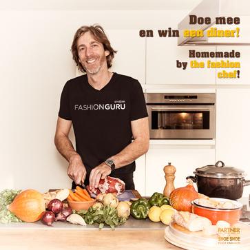 Doe mee en win een Diner! Homemade by the fashionchef!