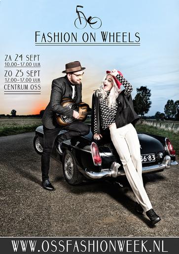 Fashion on Wheels!