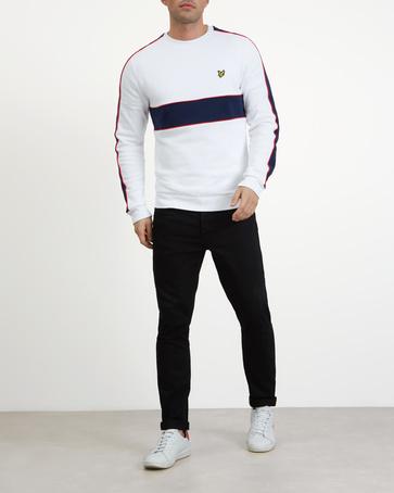 Sporty sweater #lyleenscott