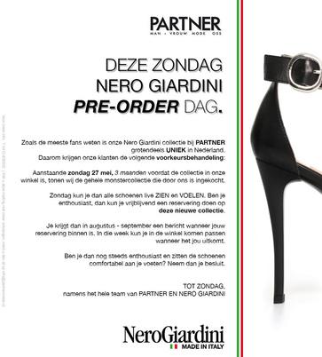 Nerogiardini Preorder Day