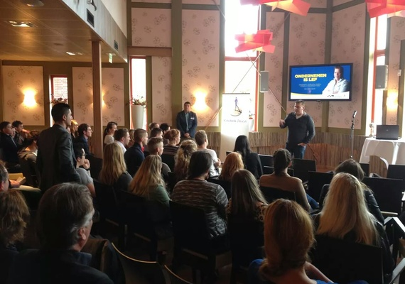 Voor Starters Succes Oss mochten wij een vijftal evenementen organiseren welke allen als doelstelling hadden : het stimuleren en coachen van starters in onze regio.