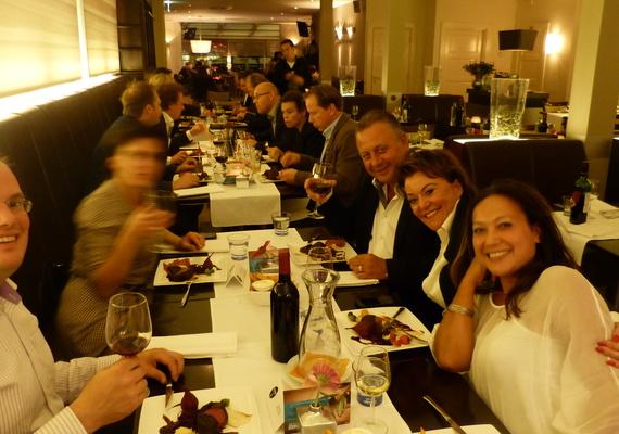 Al enkele malen organiseerde Perlo Producties in opdracht van Horeca Wijchen Events het evenement Culinair Wijchen on Tour. Een fantastisch concept waar ondernemers elkaar informeel ontmoeten.